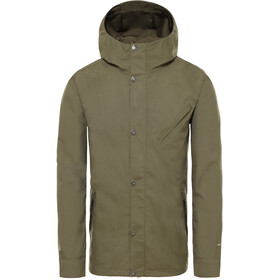 The North Face Shellmound Shell Jacket Herre Burnt Olive Green